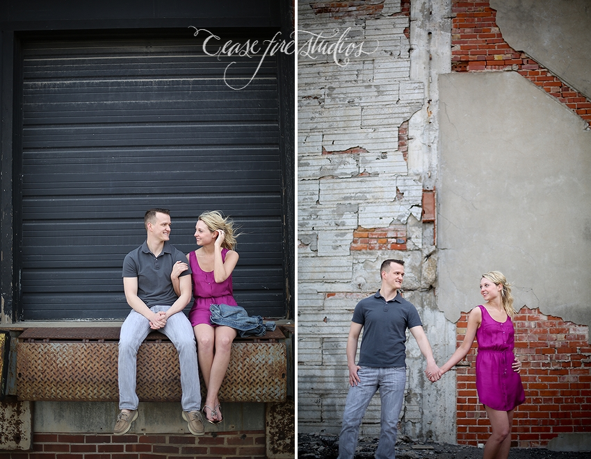 Engagement, wedding, couple, marriage, photos, photography, St. Joseph, St. Joe, Missouri, Maryville, Iowa
